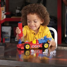 Design and Drill Race Car - Educational Insights