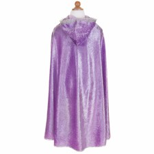 Diamond Sparkle Cape-Lilac