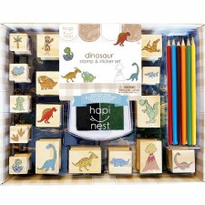 Dinosaur and Such Stamp Set