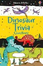 Dinosaur Trivia Questions