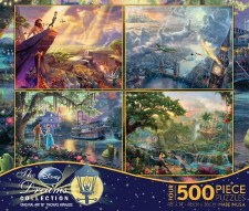 Disney Dreams 4in1 500 Pc