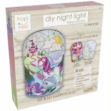 DIY Fairy/Unicorn Nightlight