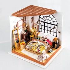DIY Miniature-Alice's Bedroom