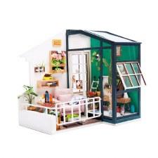 DIY Miniature-Balcony
