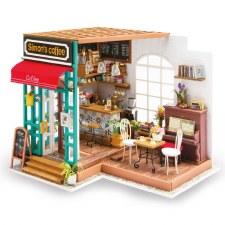 DIY Miniature-Simon's Coffee