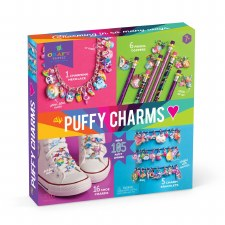 DIY Puffy Charms