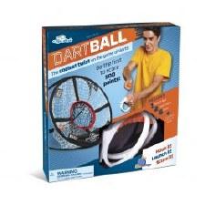 Djubi Dartball Set