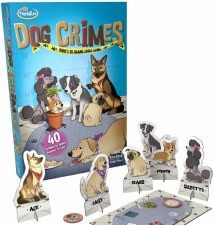 Dog Crimes Game