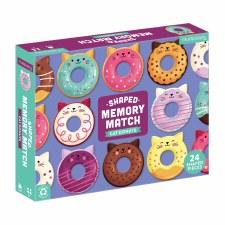 Donut Memory Game - Mudpuppy