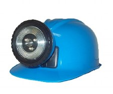 Explorer Helmet Blue