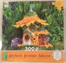 Fairy Houses Puzzle 300 Pc