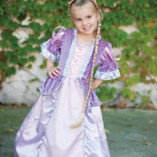 Fairytale Princess Lilac/Pink
