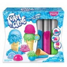 Foam Alive Ice Cream Shop