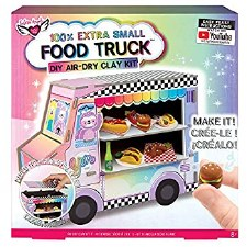Food Truck Clay Kit