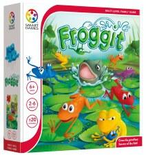 Froggit Game
