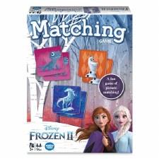 Frozen 2 Matching Game