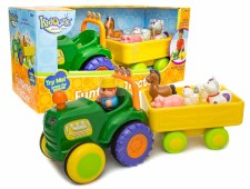 Fun Time Tractor - Kidoozie