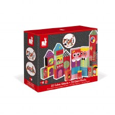 Giant Building Blocks 35 Piece