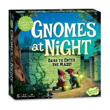 Gnomes At Night Game - Peaceable Kingdom