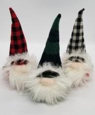 Gnomes Plaid