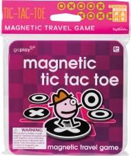 Go Play Magnetic Tic Tac Toe