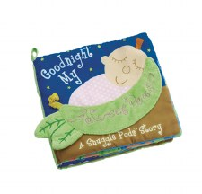 Snuggle Pods Good Night My Sweet Pea Book - Manhattan Toy
