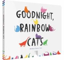 Goodnight Rainbow Cats