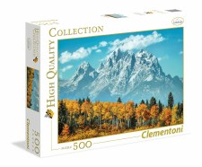 Grand Tetons Puzzle 500