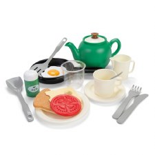 Green Breakfast Set