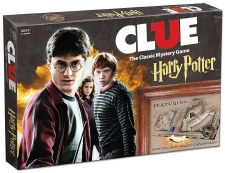 Harry Potter Clue - USAopoly