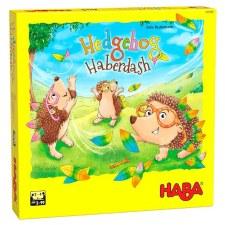Hedgehog Haberdash Game