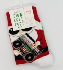 Holiday Kid's Socks-Party S/M