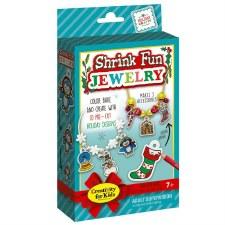 Holiday Shrink Fun Jewelry