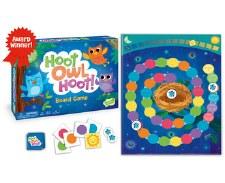 Hoot Owl Hoot! Game - Peaceable Kingdom