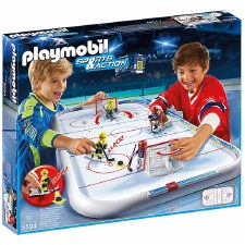 Ice Hockey Arena - Playmobil