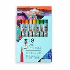 Oil Pastels 18