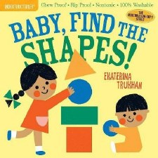 Indestructibles-Baby Find Shap