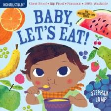 Indestructibles-Baby Let's Eat