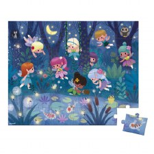 Fairies/Water Lilies 36 Pieces