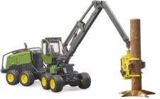 John Deere Harvester w/Logs