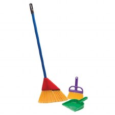 Junior Helper Broom Set