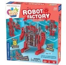 Kids First: Robot Factory