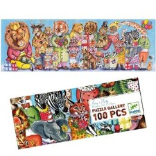 King's Party Puzzle 100
