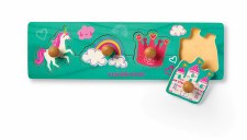 Knob Puzzle Princess