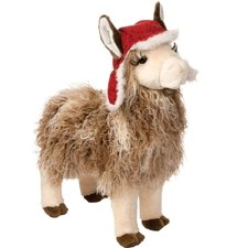 Lance Llama with Hat