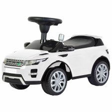 Land Rover Evoque White - Kids Preferred