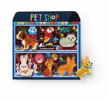 Let's Play Puzzle Pet Shop