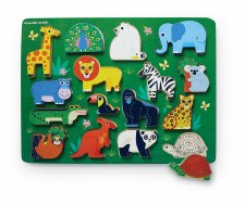 Let's Play Puzzle Zoo