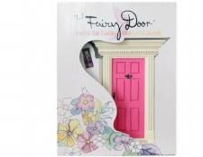 'lil Fairy Door - Dark Pink
