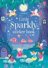 Usborne Little Sparkly Sticker Book